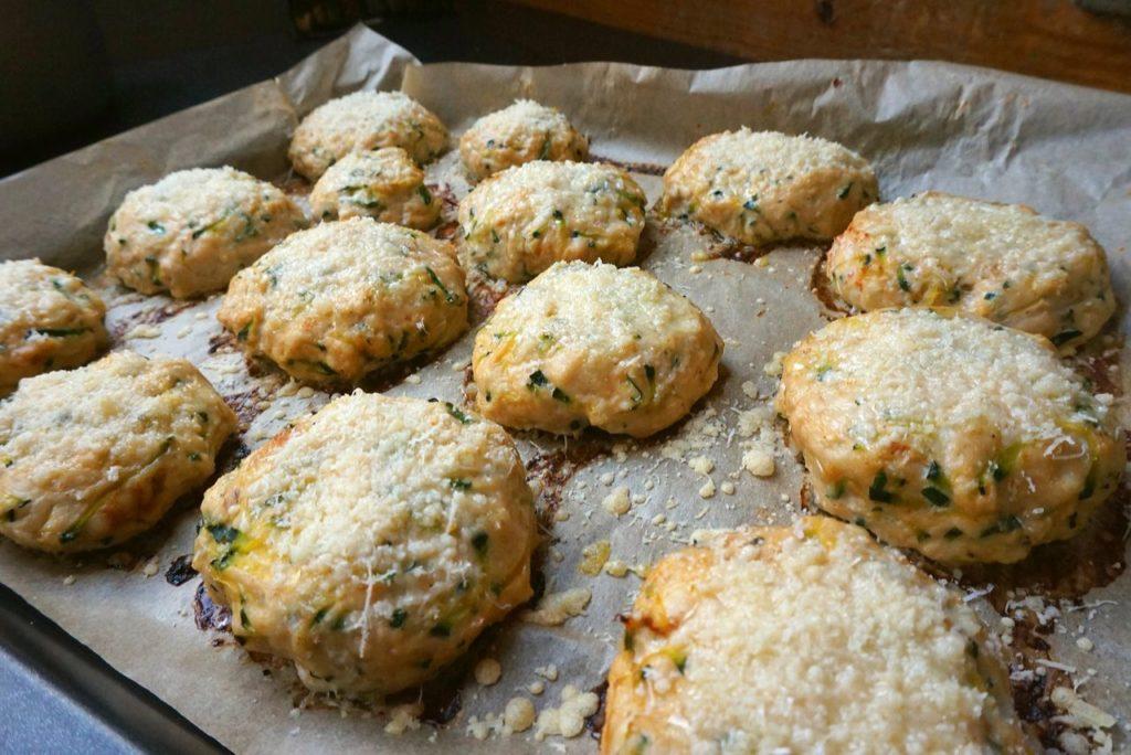 image of meatballs from healthy chicken meatballs recipe