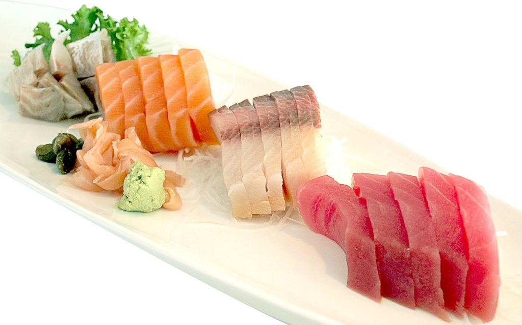 image of is sushi healthy or not