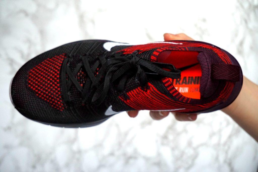 Nike Metcon DSX Flyknit 2 Top View