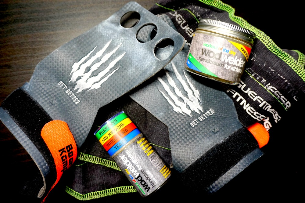 crossfit essentials hand cream hand grips wrist wraps