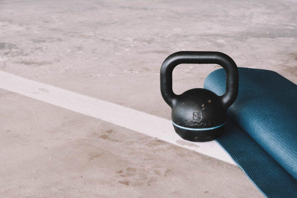 kettlebell equipment part of kettlebell crossfit workout